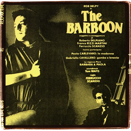 The Barboon. Scanzio Movie Production, 1985, probably. Full color in super 8, sound!